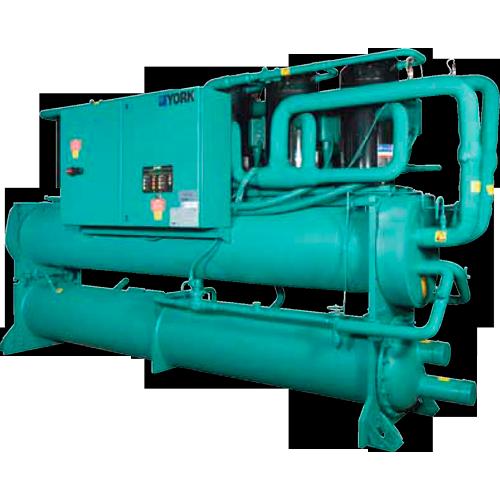 Спиральный компрессор YCWL 188-580kW
